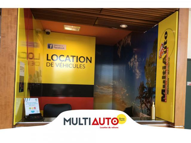 Photo Multi Auto - Location de voitures Aéroport Roland Garros