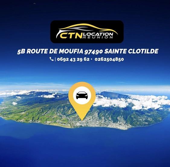 Photo CTN Location Réunion