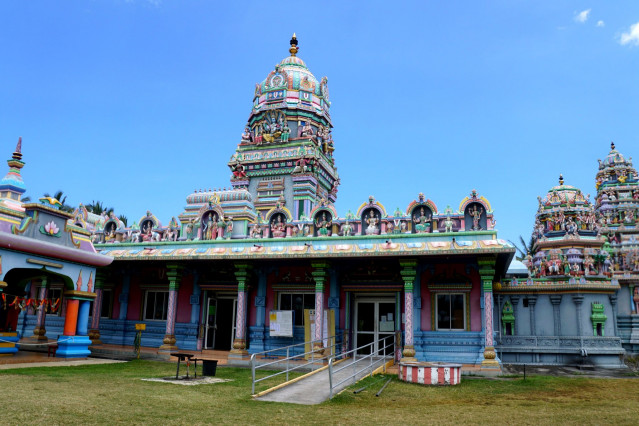 Temple Narassingua Peroumal
